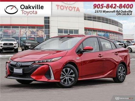 2020 Toyota Prius Prime Base (Stk: 20262) in Oakville - Image 1 of 23