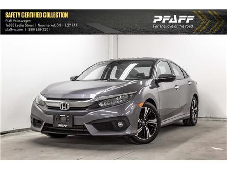 2016 Honda Civic Touring (Stk: V4771A) in Newmarket - Image 1 of 22