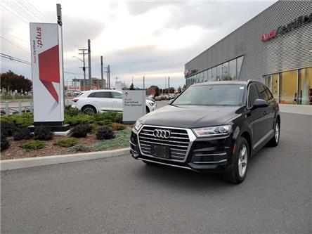 2019 Audi Q7 55 Komfort (Stk: 52472) in Ottawa - Image 1 of 5