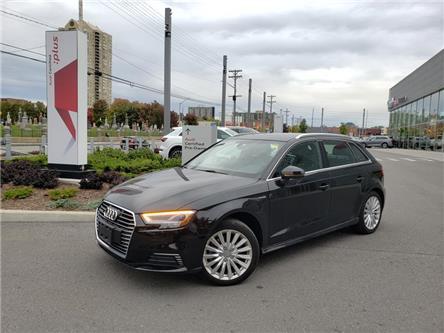 2018 Audi A3 e-tron 1.4T Technik (Stk: 52923A) in Ottawa - Image 2 of 5
