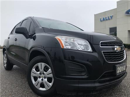 2014 Chevrolet Trax LS (Stk: S10348C) in Leamington - Image 1 of 20