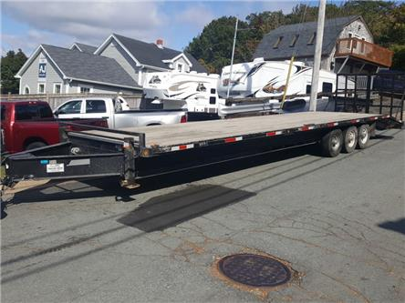2013 Oasis 35 foot hbp trailer black (Stk: ) in Dartmouth - Image 2 of 11