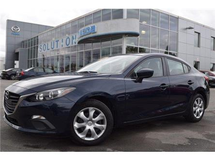 2016 Mazda Mazda3 GX (Stk: A-2410) in Châteauguay - Image 1 of 29