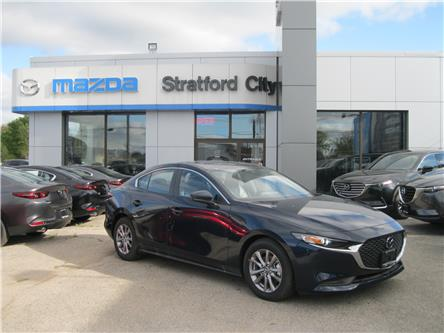 2019 Mazda Mazda3 GS (Stk: 19061) in Stratford - Image 1 of 7