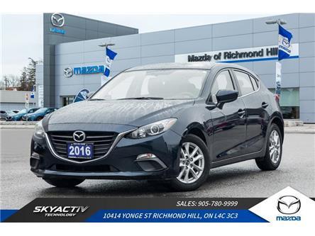 2016 Mazda Mazda3 Sport GS (Stk: 19-347A) in Richmond Hill - Image 1 of 18