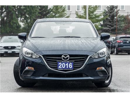 2016 Mazda Mazda3 Sport GS (Stk: 19-347A) in Richmond Hill - Image 2 of 18