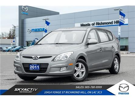 2011 Hyundai Elantra Touring  (Stk: P0451A) in Richmond Hill - Image 1 of 16