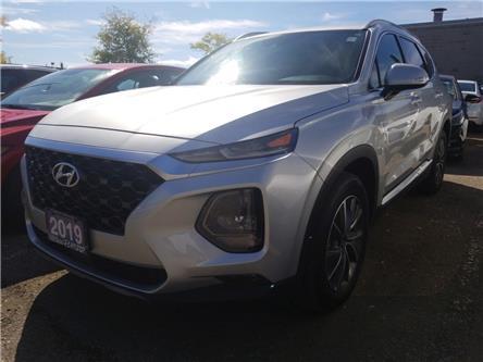 2019 Hyundai Santa Fe Preferred 2.4 (Stk: OP10528) in Mississauga - Image 1 of 14
