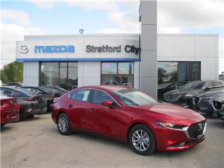 2019 Mazda Mazda3 GX (Stk: 19077) in Stratford - Image 1 of 7