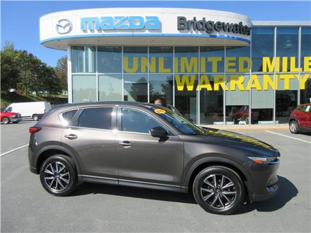 2017 Mazda CX-5 GT (Stk: 19186) in Hebbville - Image 1 of 20