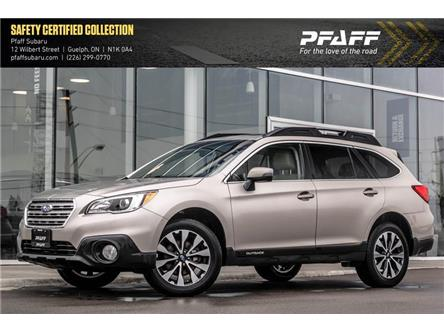 2016 Subaru Outback 2.5i Limited Package (Stk: S00319A) in Guelph - Image 1 of 22