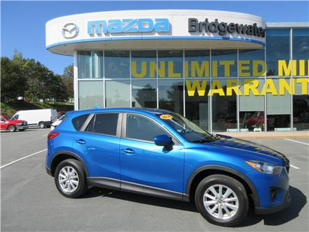 2014 Mazda CX-5 GS (Stk: ) in Hebbville - Image 1 of 18