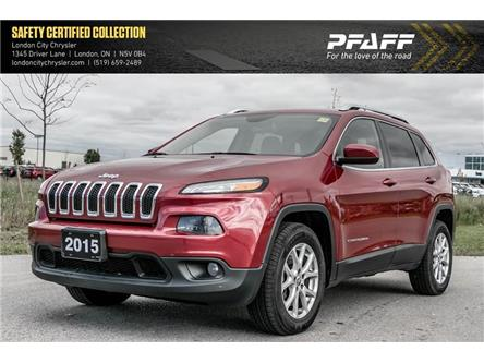 2015 Jeep Cherokee North (Stk: LC9385A) in London - Image 1 of 22