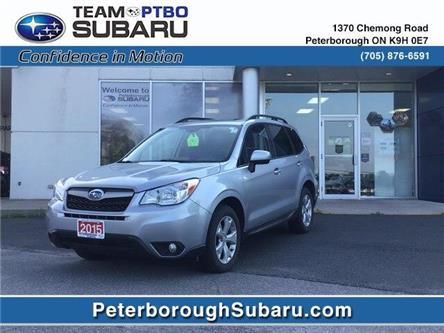 2015 Subaru Forester 2.5i Touring Package (Stk: S3865A) in Peterborough - Image 1 of 20