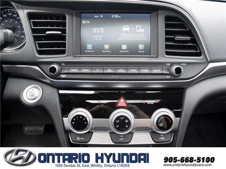 2020 Hyundai Elantra Preferred w/Sun & Safety Package (Stk: 953350) in Whitby - Image 2 of 20