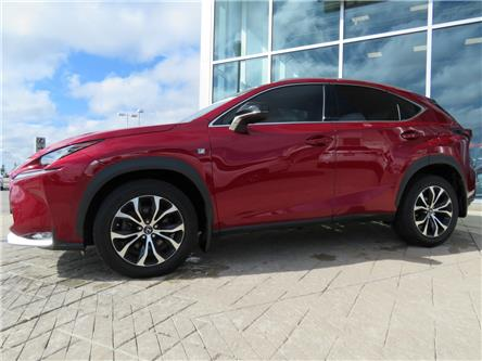 2017 Lexus NX 200t Base (Stk: X9210A) in London - Image 1 of 21