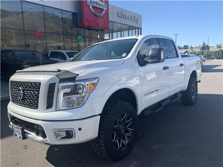2019 Nissan Titan PRO-4X (Stk: T19195) in Kamloops - Image 1 of 30