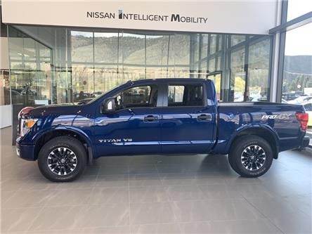 2019 Nissan Titan PRO-4X (Stk: T19279) in Kamloops - Image 2 of 5