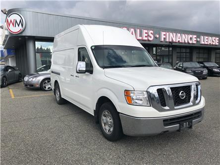 2012 Nissan NV Cargo NV2500 HD S V6 (Stk: 12-112689) in Abbotsford - Image 1 of 16