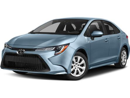 2020 Toyota Corolla LE (Stk: 2013) in Dawson Creek - Image 1 of 26