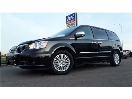 2012 Chrysler Town & Country Limited (Stk: P581) in Brandon - Image 1 of 25
