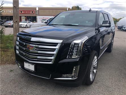 2020 Cadillac Escalade ESV Platinum (Stk: R157648) in Markham - Image 1 of 5