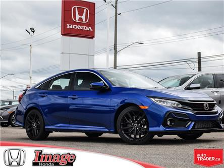 2020 Honda Civic SI MT | SEDAN (Stk: 10C1036) in Hamilton - Image 1 of 21