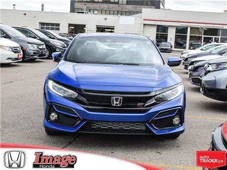2020 Honda Civic SI MT | SEDAN (Stk: 10C1036) in Hamilton - Image 2 of 21