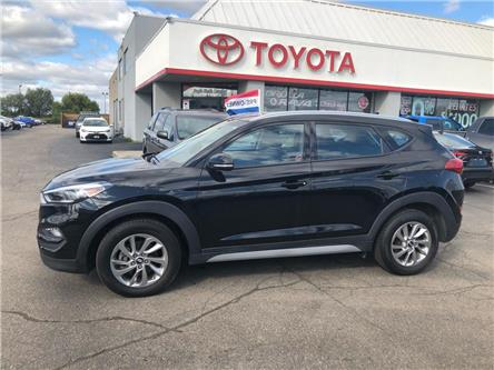 2018 Hyundai Tucson  (Stk: 2000801) in Cambridge - Image 1 of 14