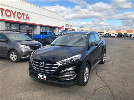 2018 Hyundai Tucson  (Stk: 2000801) in Cambridge - Image 2 of 14