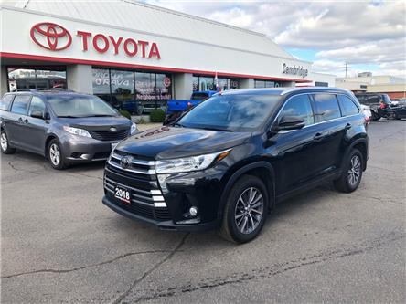 2018 Toyota Highlander  (Stk: P0055620) in Cambridge - Image 2 of 14