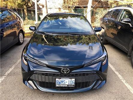 2019 Toyota Corolla Hatchback Base (Stk: 192077) in Burlington - Image 2 of 5