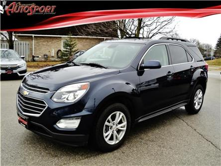 2016 Chevrolet Equinox LTZ (Stk: 555755) in Toronto, Ajax, Pickering - Image 1 of 5