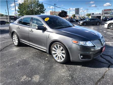2011 Lincoln MKS Base (Stk: 191533A) in Windsor - Image 1 of 14