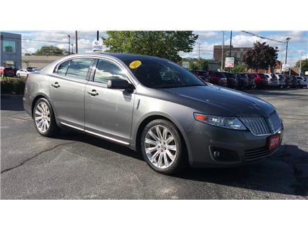 2011 Lincoln MKS Base (Stk: 191533A) in Windsor - Image 2 of 14