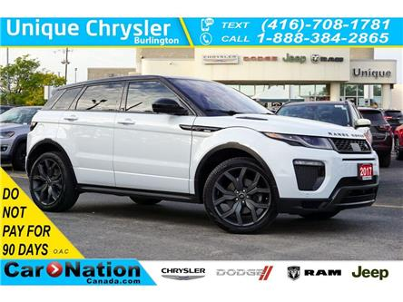 2017 Land Rover Range Rover Evoque AUTOBIOGRAPHY| RARE FIND!| FULLY FULLY LOADED! (Stk: J1282B) in Burlington - Image 1 of 49