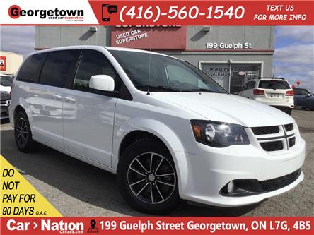 2018 Dodge Grand Caravan GT | LEATHER | PWR DOORS | CAM | HTD WHL/STS | (Stk: DR581) in Georgetown - Image 1 of 30