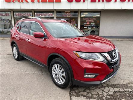 2017 Nissan Rogue SV   AWD    B/U CAM   HTD SEATS   PANO ROOF (Stk: G0047) in Oakville - Image 2 of 22