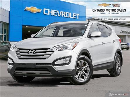 2016 Hyundai Santa Fe Sport 2.4 Luxury (Stk: 136413A) in Oshawa - Image 1 of 36