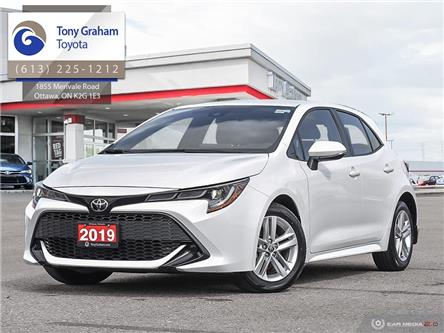 2019 Toyota Corolla Hatchback Base (Stk: U9188) in Ottawa - Image 1 of 29