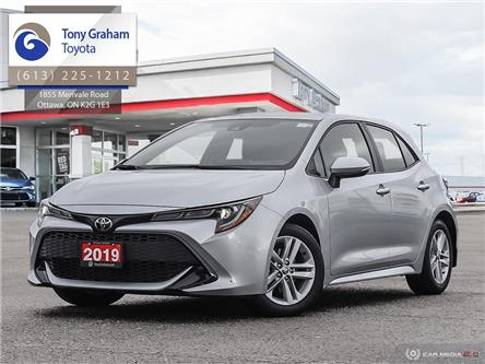 2019 Toyota Corolla Hatchback Base (Stk: U9173) in Ottawa - Image 1 of 29