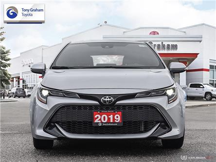 2019 Toyota Corolla Hatchback Base (Stk: U9173) in Ottawa - Image 2 of 29