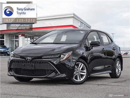 2019 Toyota Corolla Hatchback Base (Stk: U9185) in Ottawa - Image 1 of 29