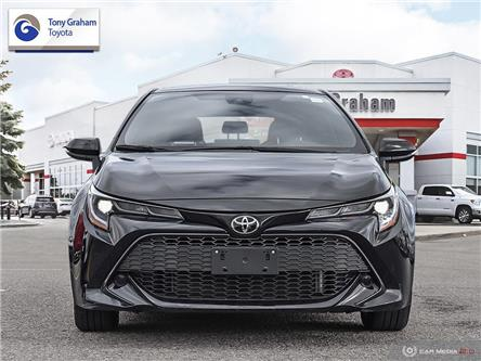 2019 Toyota Corolla Hatchback Base (Stk: U9185) in Ottawa - Image 2 of 29