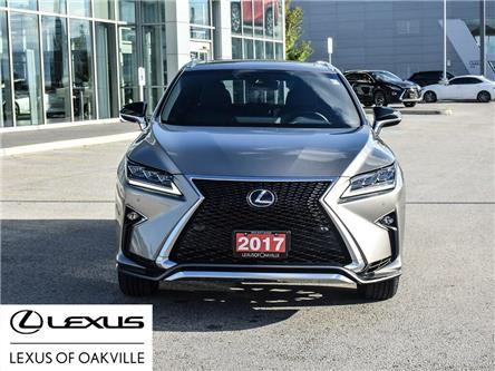 2017 Lexus RX 350 Base (Stk: UC7813) in Oakville - Image 2 of 25
