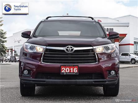2016 Toyota Highlander XLE (Stk: E7945) in Ottawa - Image 2 of 30