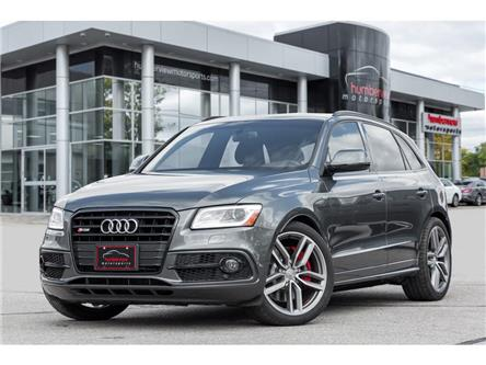 2017 Audi SQ5 3.0T Technik (Stk: 19HMS952) in Mississauga - Image 1 of 22