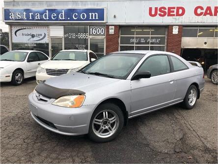2003 Honda Civic LX (Stk: 19-7346A) in Hamilton - Image 1 of 18