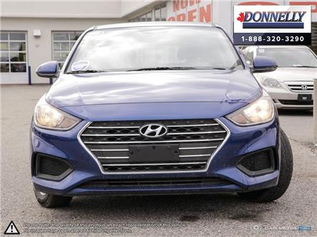 2019 Hyundai Accent  (Stk: CLDUR6268) in Ottawa - Image 2 of 28