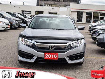 2016 Honda Civic LX (Stk: 9H43A) in Hamilton - Image 2 of 22